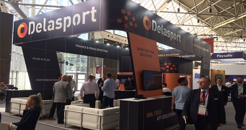 Delasport at iGB Live! 2018; a smashing success!
