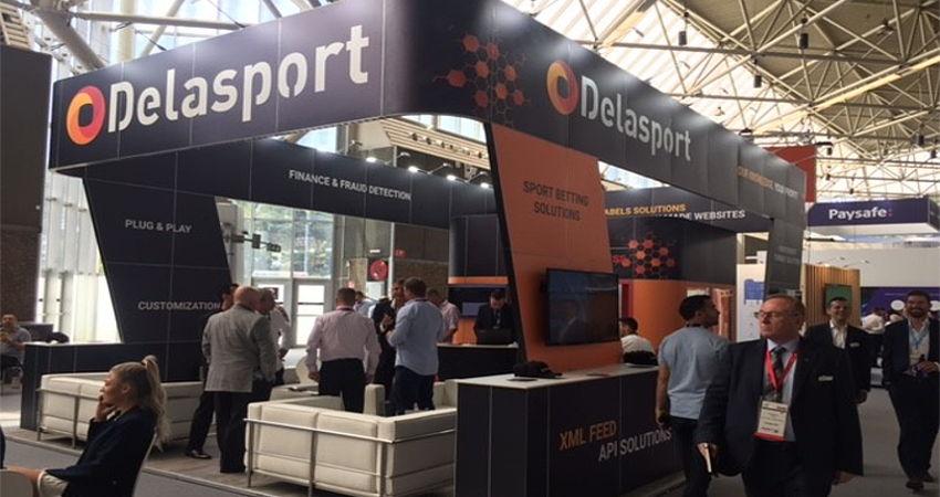 Delasport at iGB Live! 2018; a smashing success!