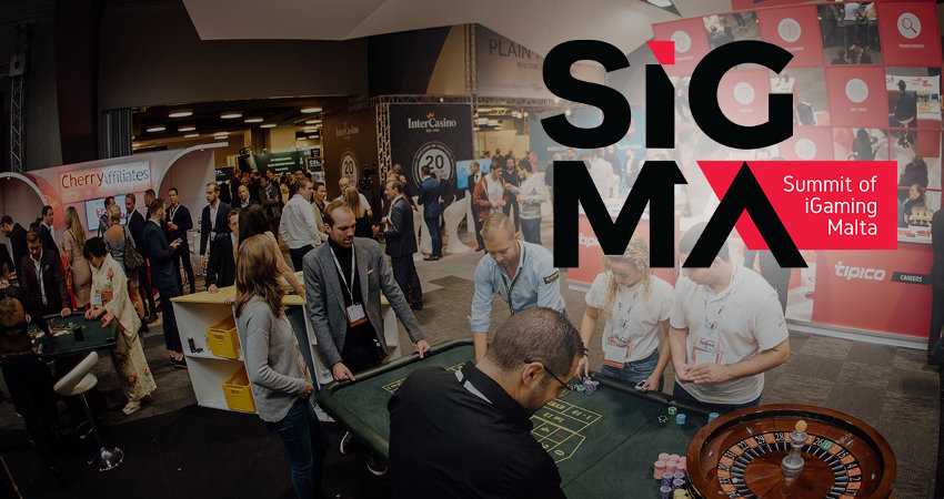 Meet us at SIGMA November 28 – 30th!
