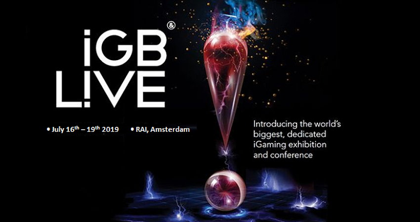 iGB Live 2019 – Delasport is Coming!