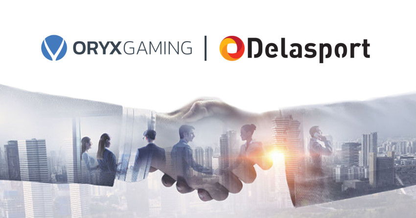 Delasport collaborates with ORYX Gaming