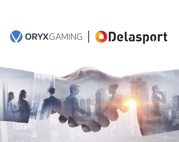 Delasport signs deal with ORYX Gaming