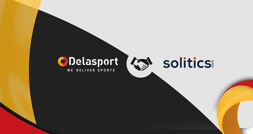 Delasport partners with Solitics