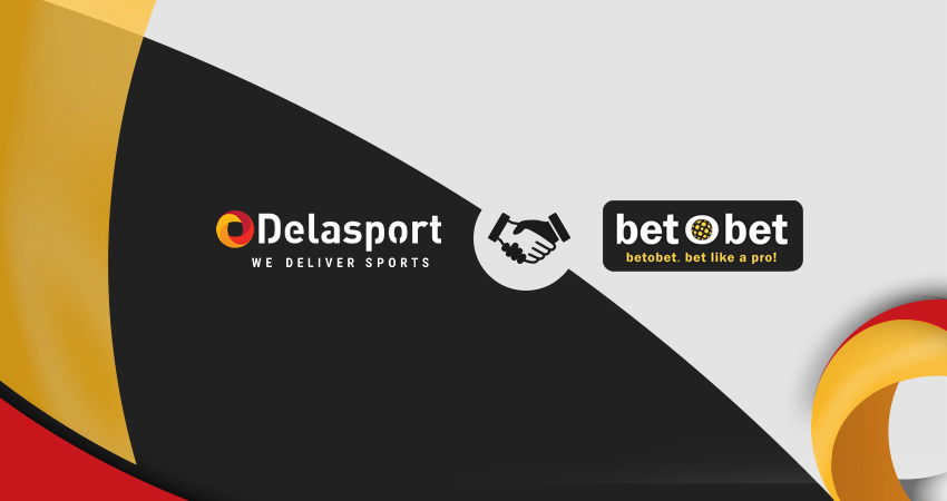 Bet O bet partners with Delasport utilizing their high-end sportsbook solutions