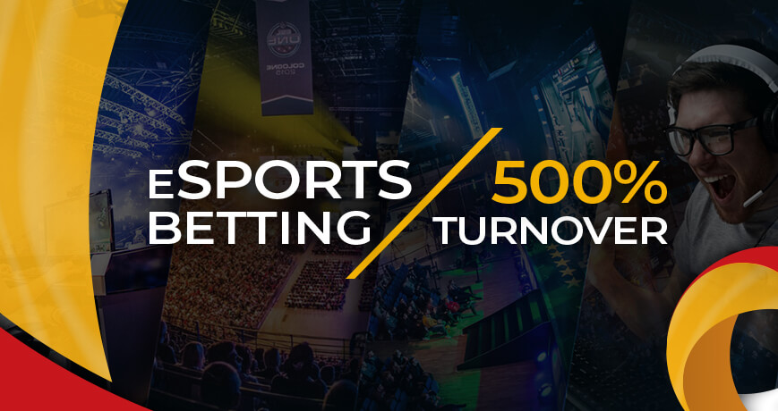 The latest in Esports betting at your fingertips with Delasport!