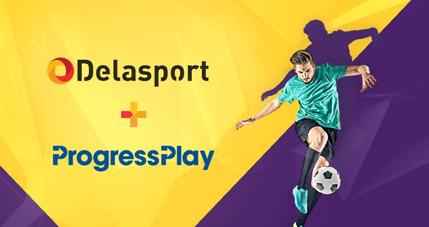 Delasport partners deal with Progress Play