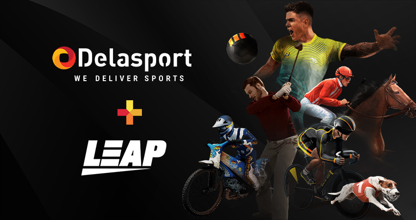 Leap Gaming is the new Delasport's iGaming business partner