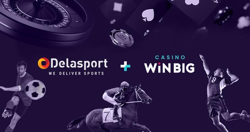 Casino Win Big is the third brand Shark77 is releasing on Dealsport's platform